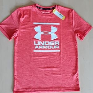 Under Armour Rashguard, UPF 40+, Quick Dry #0069